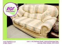 SALE NOW ON!! - 2 Seater Sofa- Can Deliver For £19
