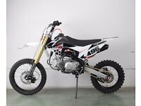 160cc dirt bike pit bike 'MotoX1' race ready crf110
