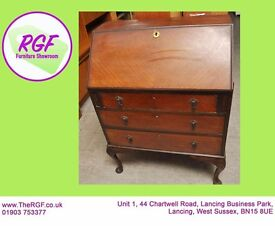 SALE NOW ON!! Bureau / Desk With 3 Drawers - Can Deliver For £19