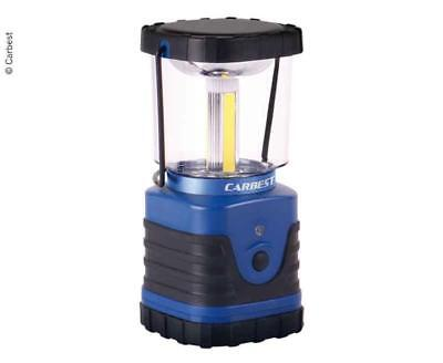Zelt Laterne Lampe Carbest LED Solar / 230V / 12V / Akku Camping Leuchte