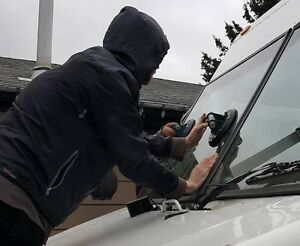 Windshield repair and replacement starting at 155.45$