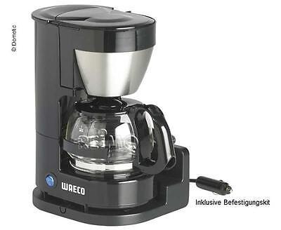 Kaffeemaschine 5 Tassen - 12V  Ideal für Wohnmobil, LKW, PKW, Yacht oder Boot