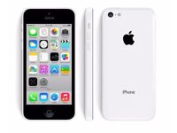 iPhone5C 16GB White - Absolutely Mint Condition, locked to EE Network