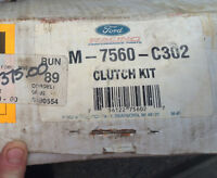 """1986-2001 Ford Mustang King Cobra 10.5"""" Stage 2 Clutch Kit"""