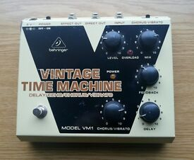 Behringer vintage time machine