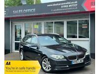 2013 BMW 5 Series 520d SE TOURING Auto ESTATE Diesel Automatic