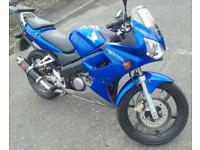 Honda CBR 125 R 4