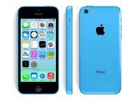 Apple iPhone 5c Blue Unlocked Grade B 8gb £95
