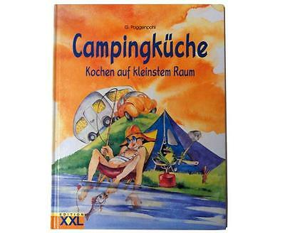 Campingküche-Kochen auf kleinstem Raum - Kochen à la Carte auf zwei Kochstellen
