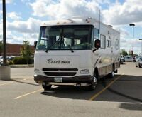 RV Class a 32' motorhome for RENT