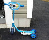 Scooter 3-wheeled