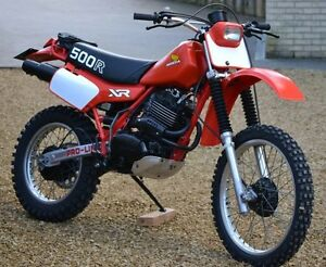 Looking for a XR250 to XR500 or XR650L