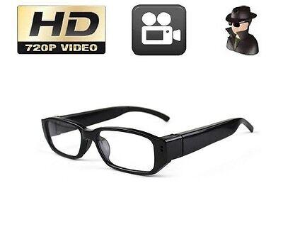 32GB VERSTECKTE HD KAMERA IN BRILLE KLEINE SPION GETARNTE VIDEO SPY CAM 720P A27 (720p Hd Spy Kamera)