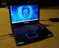 Alienware m14x Laptop