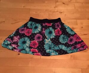 Flower skirt $3