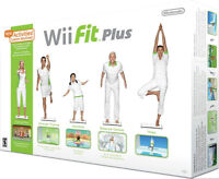 Wii Fit Plus Board and Software