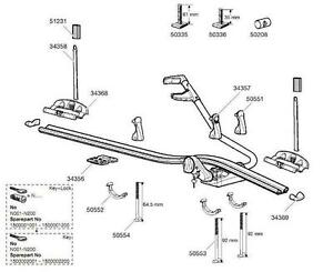 thule towbar bike rack instructions