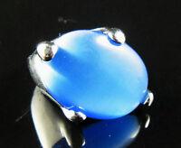 Tiger eye Gemstone Shiny 18K GP Ring Size 9--BRAND NEW!!