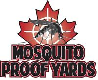 Mosquito Proof Yards will rid your property of mosquitos