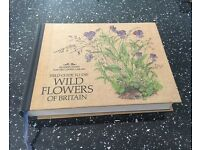 Reader's Digest Wild Flowers book