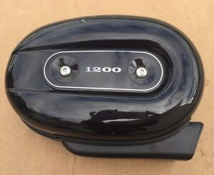 Sporster Air Cleaner cover and new air cleaner