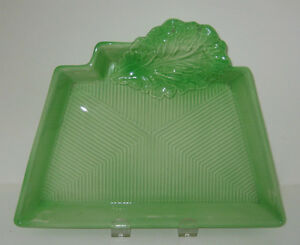 Carlton Ware CURLED LETTUCE pattern Serving Tray by Carltonware