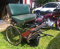 Driving cart for pony -NEW PRICE