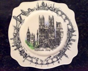 AJ Wilkinson Westminster Abbey Collectible Plate