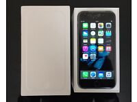 LIKE NEW IPHONE 6 16GB SPACE GREY FACTORY UNLOCKED!