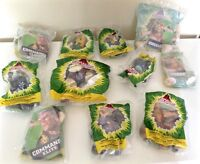 Lot of 11 Small Soldiers Burger King kids meal toys