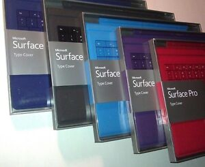 New Microsoft Surface Pro 3 and Surface 3 Keyboard Type Cover