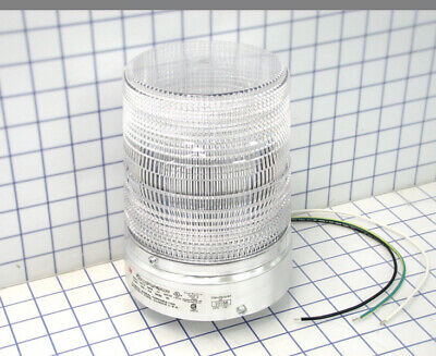 Federal Signal 131st-120c Clear Strobe Light - New In Box