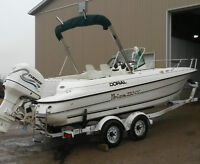 Doral 220cc Boat in Great Condition