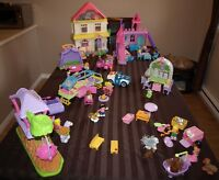Collection LittlePeople de Fisher-Price, Mattel