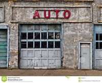 Wanting to takeover - auto shop/auto sales