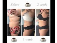 Weightloss coffee weekly trial