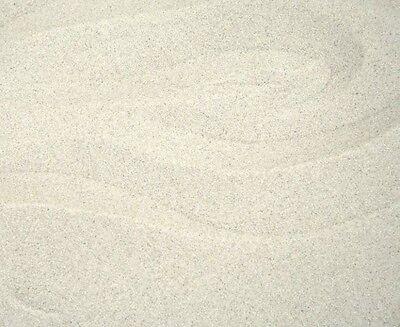 25 kg Chinchilla Sand, Naturweiß sehr feiner weicher Chinchilla Badesand