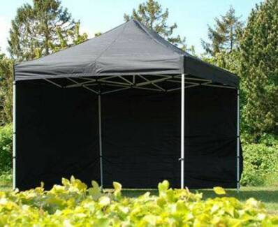 3M x 3M Outdoor POPUP Folding Tent Gazebo Marquee + EXTRAS