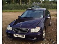 Mercedes Rare C270 Avantgarde 111k