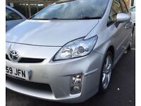 Toyota Prius 1.8 T-Spirit only 62,000 miles FTSH fully loaded