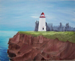 PEI Lighthouse