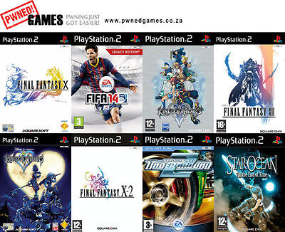 PS2 Games [N-P] º°o Buy o°º Sell º°o Trade o°º