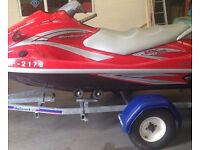 2006 Yamaha VX Delux 110. Only 47 Engine Hours