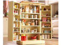 Scotts of Stow larder/pantry/ cupboard BRAND NEW AND BOXED