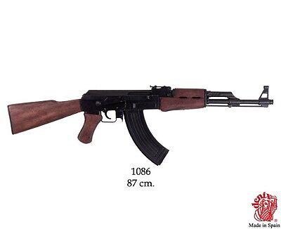 Denix Russian AK-47 Assault Rifle Non-Firing Replica