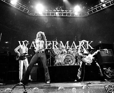 LED ZEPPELIN Robert Plant - Page Hall of Fame Music 8 x 10 Glossy Photo Poster