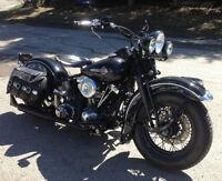 1948 Harley Davidson Resto-Mod