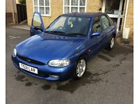 Ford Escort 1.6 low mileage cheap insurance- great first car