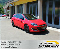 Opel Astra J ST Innovation*OPC-Line,Black-Roof,AHK*