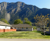 Mountain view building lot
